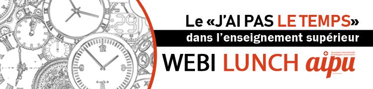 WEBILUNCH